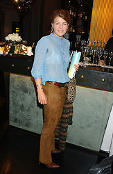 AMBER NUTTALL at the 1st Baglioni Hotel's Designer Lunch featuring designs by Amanda Wakelel held at The Baglioni Hotel, 60 Hyde Park gate, London on 1st February 2006.<br /><br />NON EXCLUSIVE - WORLD RIGHTS
