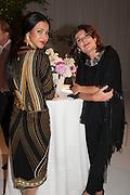 OTAVIA JARDIN KENT; MARINA PALMA, The Cartier Chelsea Flower show dinner. Hurlingham club, London. 20 May 2013.