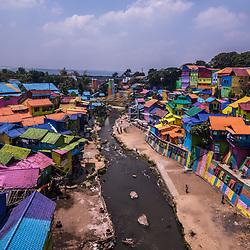 Indonesia - Malang Jodipan and Tridi village