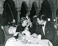 1938 Dining at the Cocoanut Grove