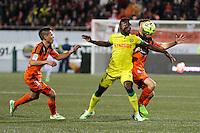 Ismael BANGOURA - 20.12.2014 - Lorient / Nantes - 17eme journee de Ligue 1 -<br />Photo : Vincent Michel / Icon Sport