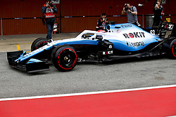 February 20, 2019 - Barcelona, #63 George Russell (G,  #63 George Russell (GBR Team W, Spain, #63 George Russell (GBR Team Williams - Motorsports: FIA Formula One World Championship 2019, Test in Barcelona,, #63 George Russell (GBR Team Williams) (Credit Image: © Hoch Zwei via ZUMA Wire)