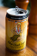 Bikini Blonde at Longhi's in Lahaina