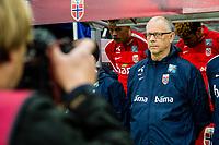 Fotball , 10 Juni 2017 , VM Kvalifisering , A-Landslaget , Norge - Tsjekkia , Norway - Czech Republic , Lars Lagerback<br /> <br /> Foto: Marius Simensen, Digitalsport