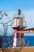 Lighthouse at Jaffa Port, Israel
