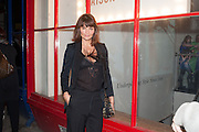 HELENA  CHRISTENSEN, Maison Triumph launch to celebrate the beginning of London fashion week. Monmouth St. 14 February 2013.