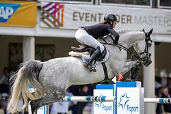 MEYER-ZIMMERMANN, Janne-Friederike (GER), Cellagon Flipper<br /> Wiesbaden - Longines Pfingstturnier 2019<br /> Preis des Hessischen Ministerpräsidenten<br /> CSI4* - Int. Springprüfung mit Stechen <br /> Große Tour – 2. Qualifikation für LONGINES Grand Prix (Prfg. Nr. 20) <br /> Großer Preis der Landeshauptstadt Wiesbaden <br /> 09. Juni 2019<br /> © www.sportfotos-lafrentz.de/Stefan Lafrentz