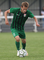 May 31, 2018 - London, United Kingdom - Pimpya of Abkhazia.during Conifa Paddy Power World Football Cup 2018  Group B match between  Abkhazia  against Tibet at Queen Elizabeth II Stadium (Enfield Town FC), London, on 31 May 2018  (Credit Image: © Kieran Galvin/NurPhoto via ZUMA Press)