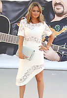 Emily Atack, David Brent: Life On The Road - World Film Premiere, Odeon Leicester Square, London UK, 10 August 2016, Photo by Brett D. Cove