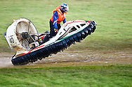 Towcester, England,  28-29th August 2010: 40 Renato Presotto (Italy) during the World Hovercraft Championships at Towcester Race Course, Towcester, Nothamptonshire, UK (photo by Lee Irvine/SLIK images)