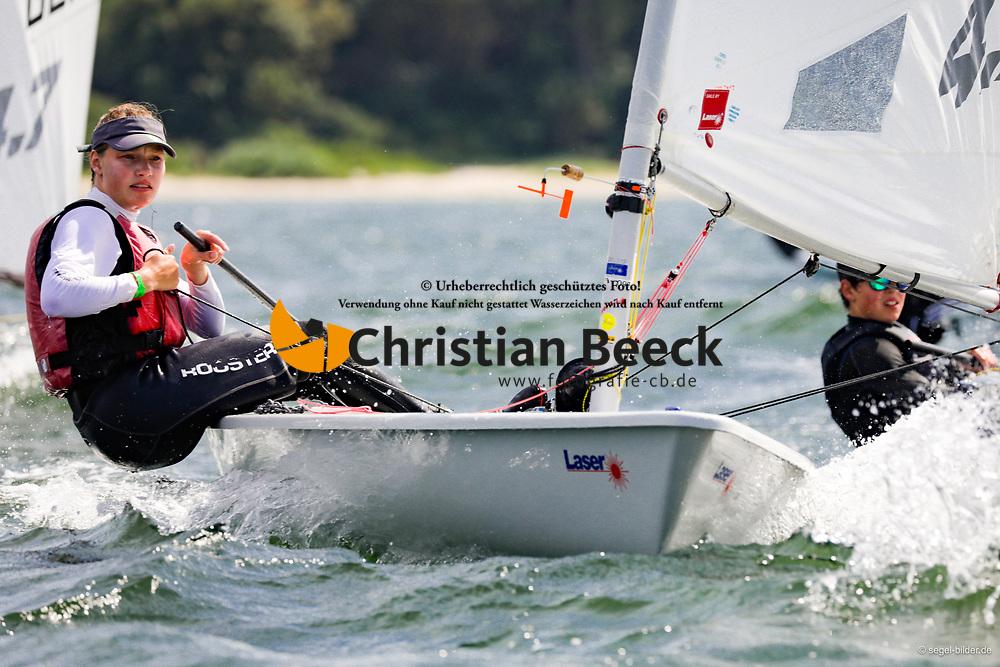 , Travemünder Woche 19. - 28.07.2019, Laser 4.7 - GER 203890 - Sophie Isabel ELBRANDT - Lindower Regatta Segler e.V