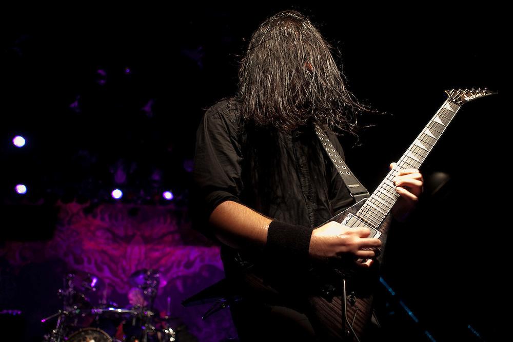 Trivium at Irving Plaza. November 5, 2009.