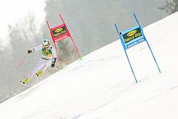 March 9, 2019 - Kranjska Gora, Kranjska Gora, Slovenia - Manfred Moelgg of Italy in action during Audi FIS Ski World Cup Vitranc on March 8, 2019 in Kranjska Gora, Slovenia. (Credit Image: © Rok Rakun/Pacific Press via ZUMA Wire)