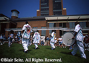 Constitution Center, Philadelphia, PA, Dancers Celebrate Opening