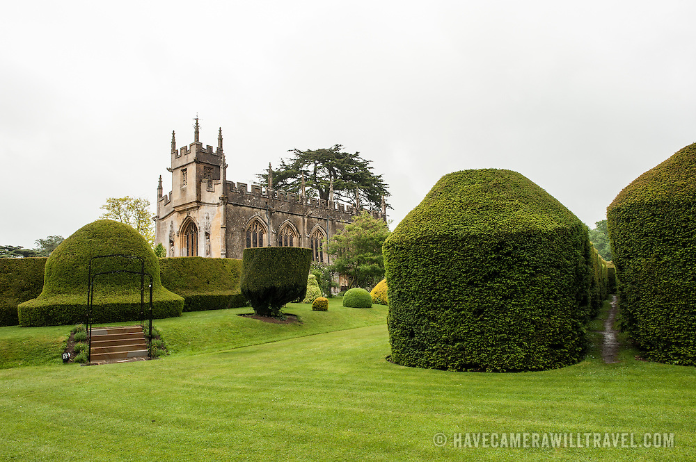 The Chape, St. Mary's Sudeley, at Sudeley Castle. Sudeley Castle dates back to the 15th century, although an even older castle might have once been on the same site. It was the final home and burial place of King Henry VIII's last wife, Queen Catherine Parr (c. 1512-1548).