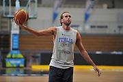 DESCRIZIONE : Trento Primo Trentino Basket Cup Nazionale Italia Maschile <br /> GIOCATORE : Luigi Datome<br /> CATEGORIA : allenamento<br /> SQUADRA : Nazionale Italia <br /> EVENTO :  Trento Primo Trentino Basket Cup<br /> GARA : Allenamento<br /> DATA : 25/07/2012 <br /> SPORT : Pallacanestro<br /> AUTORE : Agenzia Ciamillo-Castoria/M.Gregolin<br /> Galleria : FIP Nazionali 2012<br /> Fotonotizia : Trento Primo Trentino Basket Cup Nazionale Italia Maschile<br /> Predefinita :