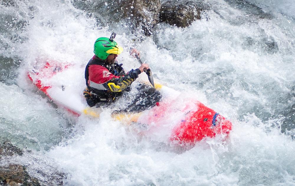 Red Kayak 1