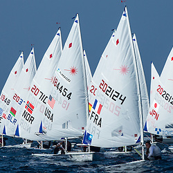 Santander 2014 ISAF Sailing World