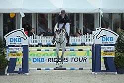 Thieme Andre, (GER), Conthendrix<br /> CSI4* Qualifikation DKB-Riders<br /> Horses & Dreams meets Denmark - Hagen 2016<br /> © Hippo Foto - Stefan Lafrentz