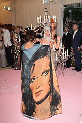 Katy Perry and Diane Von Furstenberg attend The 2019 Met Gala Celebrating Camp: Notes on Fashion at Metropolitan Museum of Art on May 06, 2019 in New York City.<br /> Photo by ABACAPRESS.COM