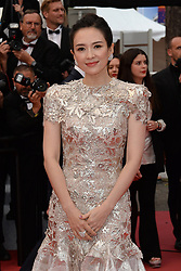 Daniel Auteuil, Fanny Ardant, Nicolas Bedos, Guillaume Canet, Denis Podalydes, Doria Tillier and Michael Cohen attend the screening of 'La Belle Epoque' during the 72nd annual Cannes Film Festival in Cannes. 21 May 2019 Pictured: Zhang Ziyi attends the screening of 'La Belle Epoque' during the 72nd annual Cannes Film Festival in Cannes, France, on May 20, 2019. Photo credit: Favier/ELIOTPRESS / MEGA TheMegaAgency.com +1 888 505 6342