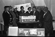 Presentation of Doll House to the I.S.P.C.C..14.11.1961