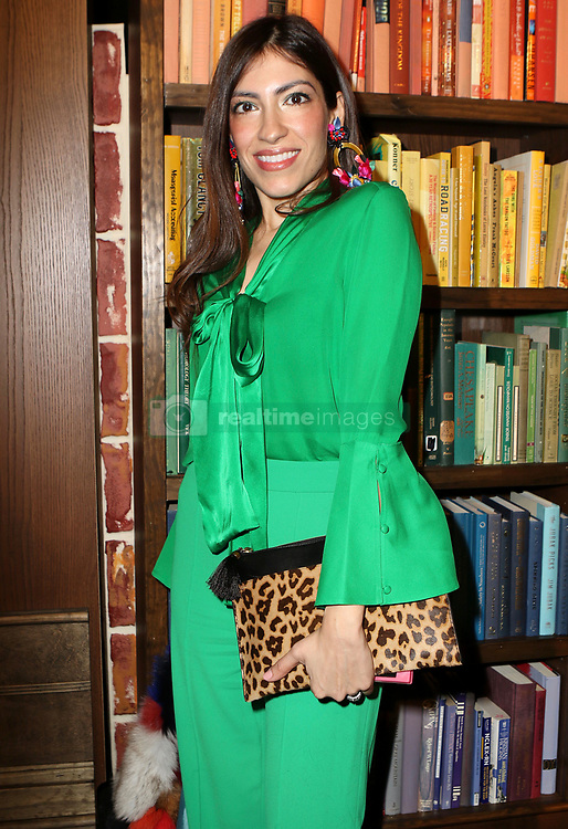 February 13, 2018 - New York, NY, United States - February 13, 2018 New York City....Heba Abedin attends the Alice and Olivia By Stacey Bendet Presentation during 2018 New York Fashion Week on February 13, 2018 in New York City  (Credit Image: © Nancy Rivera/Ace Pictures via ZUMA Press)