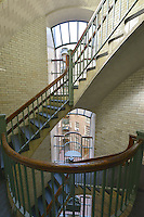 Stairway at 517 East 77th Street