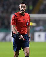05/11/15 UEFA EUROPA LEAGUE GROUP STAGE<br /> CELTIC v MOLDE FK<br /> CELTIC PARK - GLASGOW<br /> Referee Slavko Vincic
