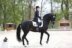 Hoffmann, Jennifer, XXXL Rubinio NRW<br /> Redefin - Pferdefestival 2015<br /> Grand Prix de Dressage<br /> © www.sportfotos-lafrentz.de/Stefan Lafrentz