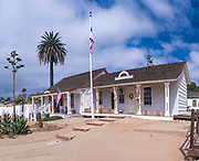 Assayers Office and San Diego Union Printing Office Old Town State Historic Park San Diego