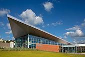 University of Arkansas   Fred W. Smith Center