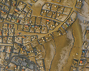 The expanding Baga Naran Ger district on the edge of Ulan Bator.<br /> Mongolia