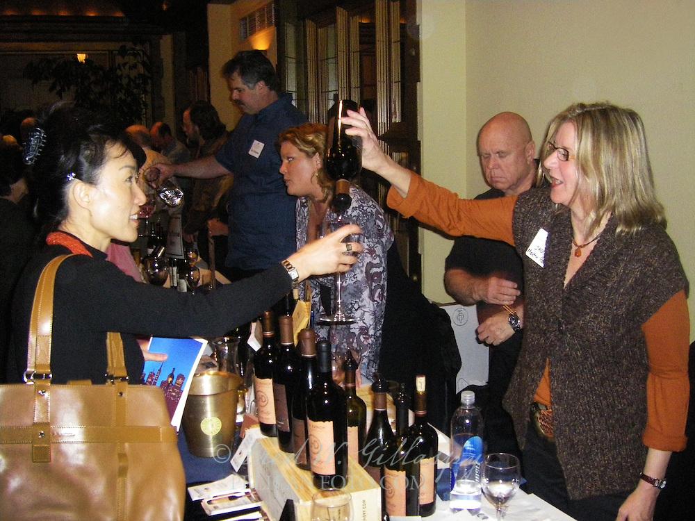 Wine Trade Tasting