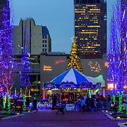 Holiday Lights at Columbus Commons