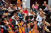Koningin Maxima bezoekt Concertgebouw