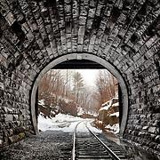 West Portal, Hoosac Tunnel