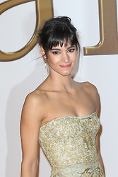 © Licensed to London News Pictures. 14/01/2015, UK. Sofia Boutella Kingsman: The Secret Service - World Film Premiere, Leicester Square, London UK, 14 January 2015, Photo credit : Richard Goldschmidt/Piqtured/LNP