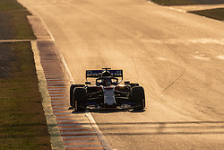 February 28, 2019 - Montmelo, BARCELONA, Spain - CATALONIA, BARCELONA, SPAIN, 28 February. #23 Alexander ALBON driver of Red Bull Toro Rosso Honda during the winter test at Circuit de Barcelona Catalunya. (Credit Image: © AFP7 via ZUMA Wire)
