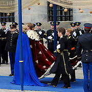 NLD/Amsterdam/20130430 - Inhuldiging Koning Willem - Alexander, king Willem - Alexander and Queen Maxima of the Netherlands