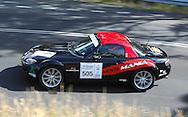 Adam Spence & Jason Choy .2008 Mazda MX-5.Day 2.Targa Wrest Point 2009.Southern Tasmania.1st of February 2009.(C) Joel Strickland Photographics.