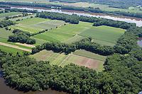Fields along Connecticut River, near Windsor, CT