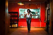Kayla Okari at Js Fresh Bar and Grill in Nairobi, Kenya on Friday 20th of September.