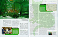 Publication: GEO (Russia), 5/2007, Photography by Heidi & Hans-Juergen Koch/animal-affairs.com