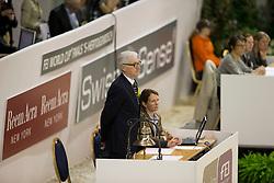 Leif Törnblad (DEN)<br /> Reem Acra FEI World Cup ™ Dressage Final 2012<br /> 'S Hertogenbosch 2012<br /> © Dirk Caremans
