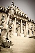 Palais de Justice, Paris, France