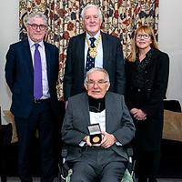 RCS Sir Arthur Keith Medal Award 25th Sept 2019
