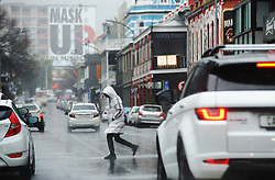 South Africa - Cape Town - 9 July 2020 - The second big storm for July has hit the Cape. Flooding and heavy rains are expected over the Cape Town metropole, Cape winelands, Overberg and the escarpment of the West Coast district from Thursday afternoon into Friday, the SA Weather Service (SAWS) warned on Thursday. . Photographer: Armand Hough/African News Agency(ANA)