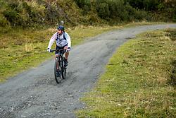 13-09-2017 FRA: BvdGF Tour du Mont Blanc day 4, Trient<br /> Van Chamonix naar Trient. <br /> Xander