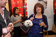HENRY CONWAY; BEL MOONEY; BONNIE MOONEY, Judith Watt's Dogs in Vogue BOOK LAUNCH. James Purdey and Sons. 57-58 S. Audley St. London.